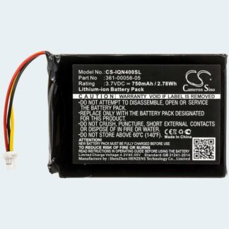 Garmin Nuvi 52 Battery