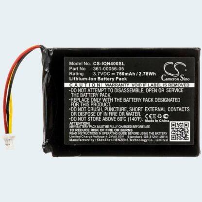 Garmin Nuvi 52 Battery